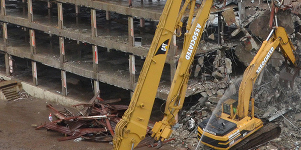 Building Wrecking & Demolition Services